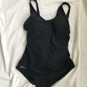 NWOT Speedo Flattering Swim Suit.